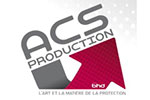 Logo client Acs Production