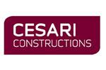 Logo client Cesari Construction