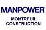 MANPOWER MONTREUIL CONSTRUCTION, Expert RH sur PMEBTP
