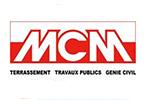 Logo client Ets Maurice Cruz-mermy