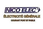 Logo client Sarl Nico Elec