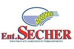 Logo client Entreprise Secher