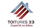 Logo client Toitures 33