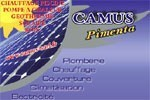 Logo client Camus Sarl