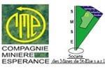 Logo client Compagnie Minière Espérance / Société Des Mines De Saint Elie
