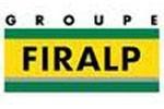 Logo client Groupe Firalp