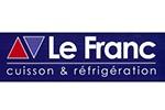 Logo client Le Franc Cuisson Refrigeration