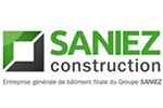 Logo client Saniez Construction
