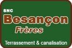 Logo client Snc Besancon Freres