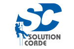 Logo client Solution Corde