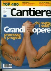 Presse CANTIERE
