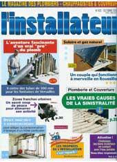 Presse L'INSTALLATEUR
