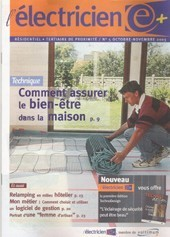 Presse L'ELECTRICIEN