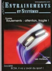 Presse ENTRAINEMENTS ET SYSTEMES