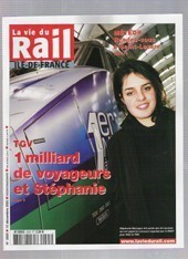 Presse LA VIE DU RAIL