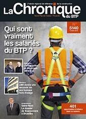 Presse LA CHRONIQUE DU BTP