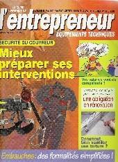 Presse L'ENTREPRENEUR