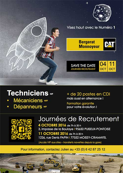 offre emploi page