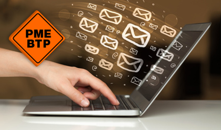 Emailing entreprise
